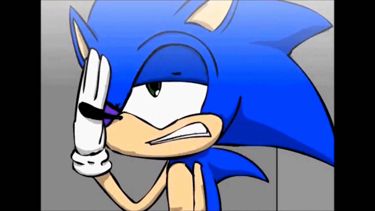 Sonic Needs Candy (русская озвучка)