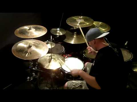 Flo Rida - Whistle DRUM COVER NEW 2012