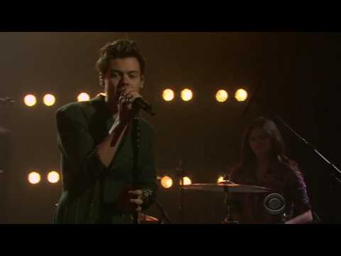 Harry Styles - 'Kiwi' (Live on The Late Late Show)