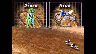 Kawasaki Fantasy Motocross PC 2001 Gameplay