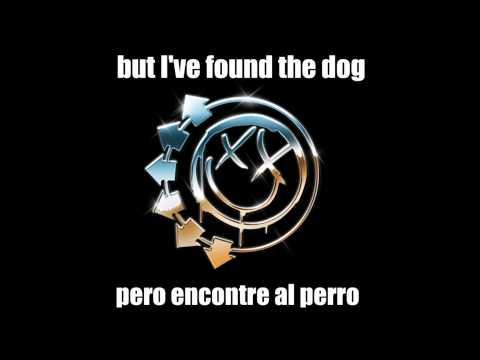 Fuck a dog  blink 182 lyrics english  Español