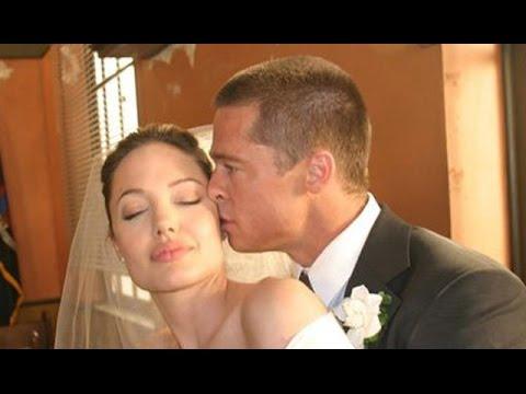 Brad Pitt & Angelina Jolie Finally Married In France
