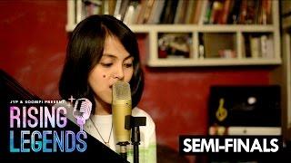 Amber - Shake That Brass (cover) - JYP x Soompi Rising Legends Semi-Finals
