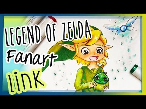 legend-of-zelda-fanart!- -drawing-of-link