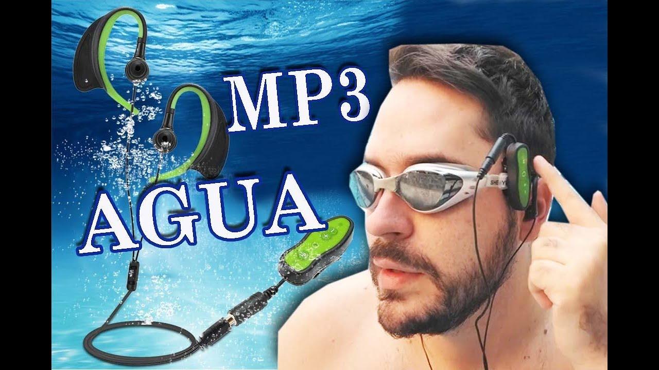 Mp3 a prueba de agua piscina nataci n deportes extremos for Mp3 para piscina