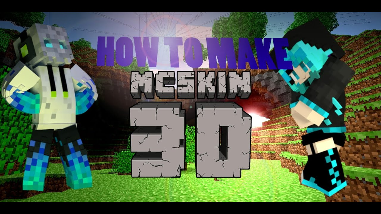 Make Your Own Minecraft Pocket Edition D Skin ON ANDROID YouTube - Skins para minecraft pocket edition android gratis