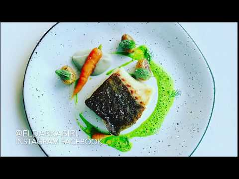 Cod Fish Fillet By Chef Eldar Kabiri