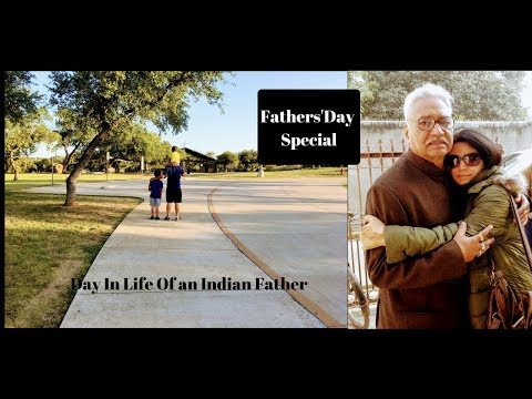 Life of an Indian Father l Father's day Special l RealLife Realhome