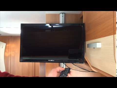 fernseher automatische sat anlage youtube. Black Bedroom Furniture Sets. Home Design Ideas