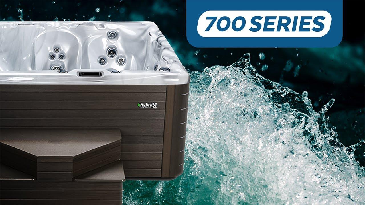 Beachcomber Hot Tubs 700 Series