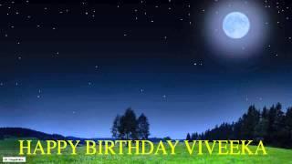 Viveeka  Moon La Luna - Happy Birthday