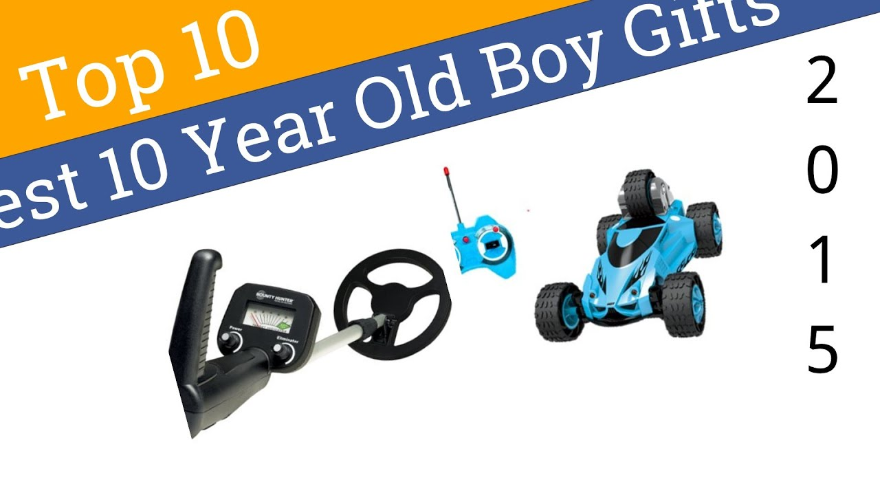 10 Best Year Old Boy Gifts 2017