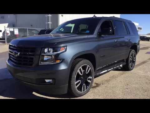 2019 Chevrolet Tahoe Premier *NEW* / 1LZ, 4X4, Gray ...