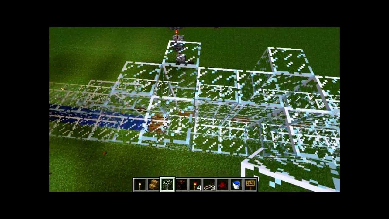 how to make a farm in minecraft youtube