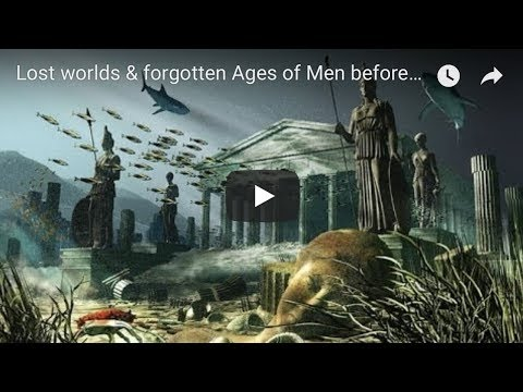 Lost worlds & forgotten Ages of Men before Adam:  real history of the Universe