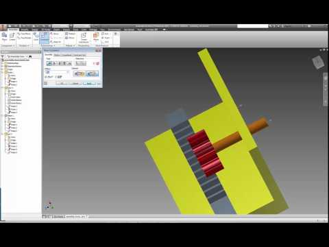 Inventor 2015 - Assembly Movements