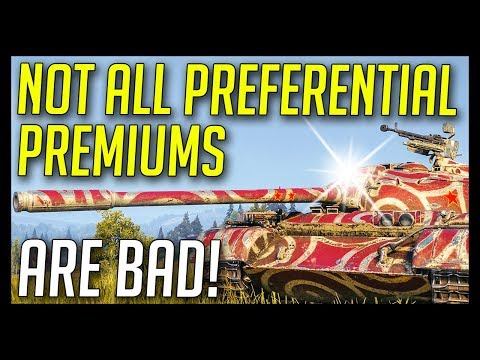 Super Pershing Premium matchmaking