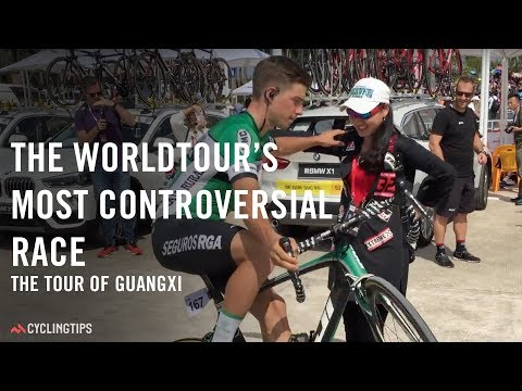 The WorldTour's most controversial race: the Tour of Guangxi