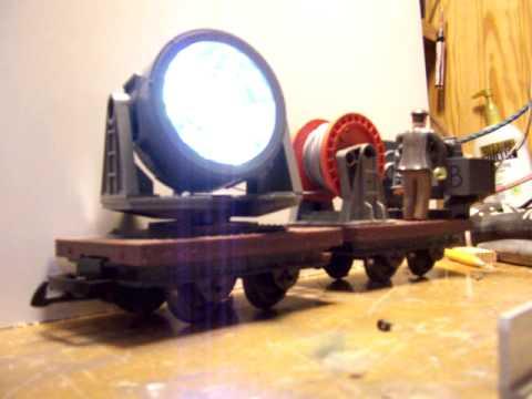 LGB Garden Railway CLXVII….Spotlight