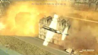 Blazing Angels: Squadrons of WWII (PlayStation 3) Trailer