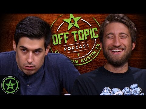 Off Topic: Ep. 35 - Vomit King