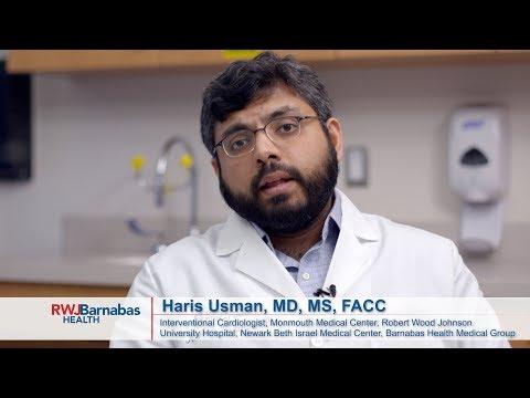 Haris Usman, MD, MS, FACC, Discusses Peripheral Artery Disease