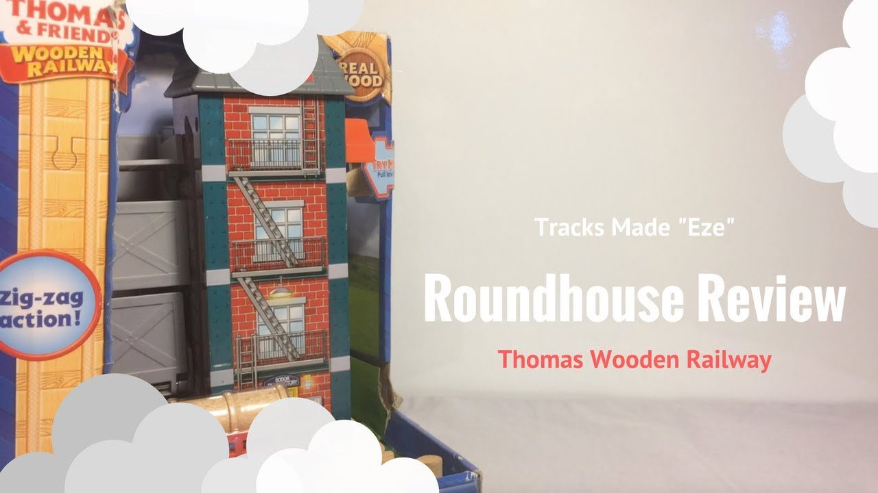 Roundhouse Review: |Unboxing| Sodor Paint Company (Thomas Wooden Railway)