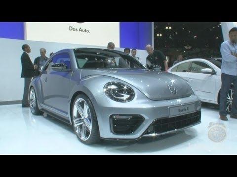VW Beetle R Concept - 2011 Los Angeles Auto Show