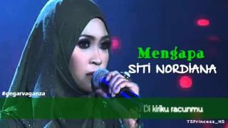 Siti Nordiana - Mengapa [ Gegar Vaganza Minggu 8 ]