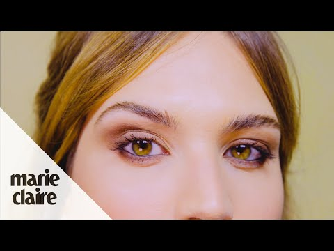 How To Get The Perfect Brows - Marie Claire Basic Training