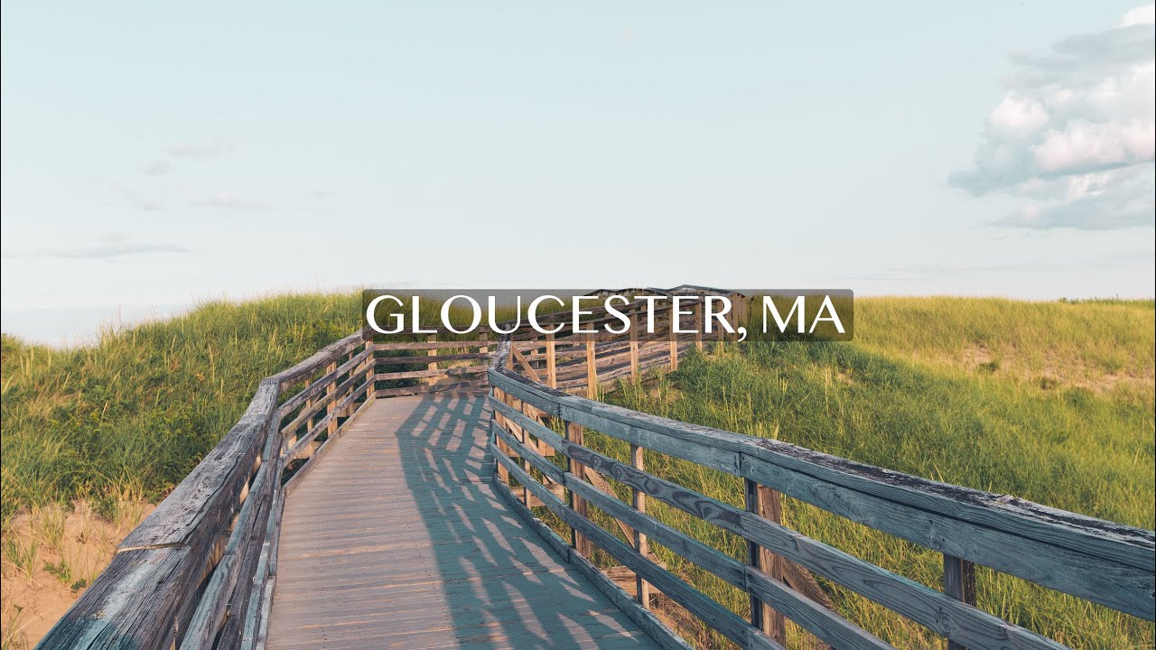 The Beauty of Gloucester, Massachusetts