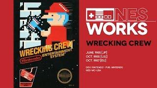 Wrecking Crew retrospective | Mario