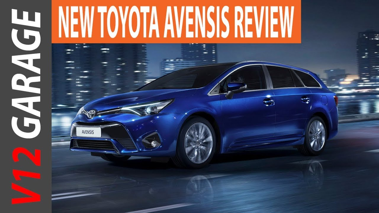 Hot News 2018 Toyota Avensis Wagon Price And Review