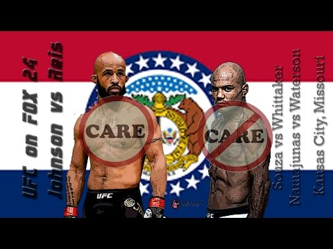 UFC on Fox 24: Johnson vs Reis Care/Don't Care Preview
