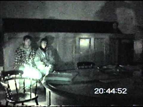 Ghost at the Penitentiary Chapel - Hobart Tasmania