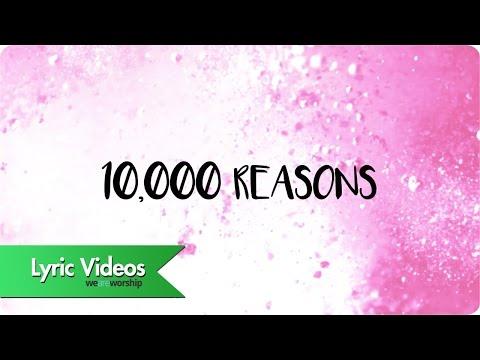 10,000 Reasons  Kid's Worship Ultimate Collection  LYRIC