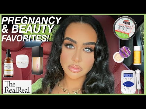 MY CURRENT PREGNANCY & BEAUTY FAVORITES!