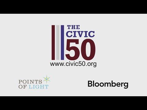 2014 Civic 50 Award for Apollo Education Group
