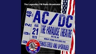 AC/DC – Bon Scott Broadcast Interview