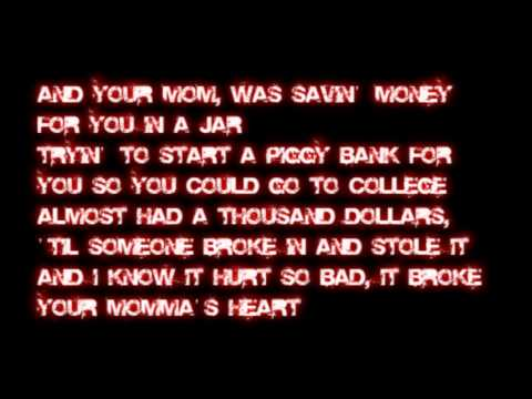 Eminem - Mockingbird Lyrics