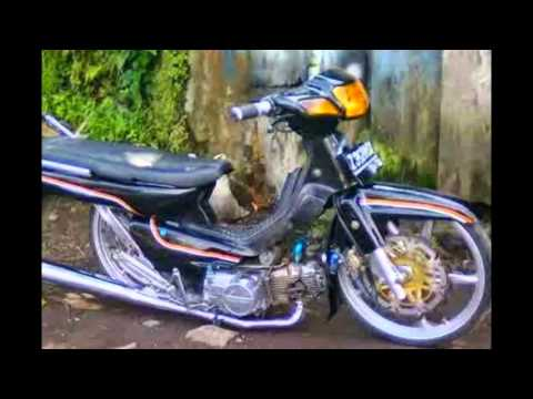 contoh modifikasi motor astrea grand