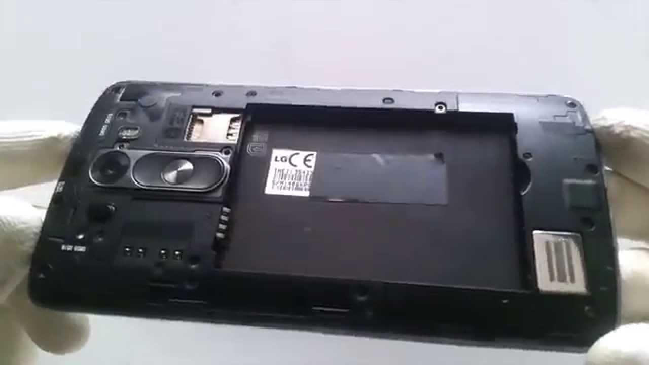 LG G3 Sim Card Reader Connector Repair Solution - Fix No Sim Card Sim Not  Detected