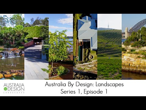 Australia By Design: Landscapes - Series 1, Episode 1 - New South Wales/ACT