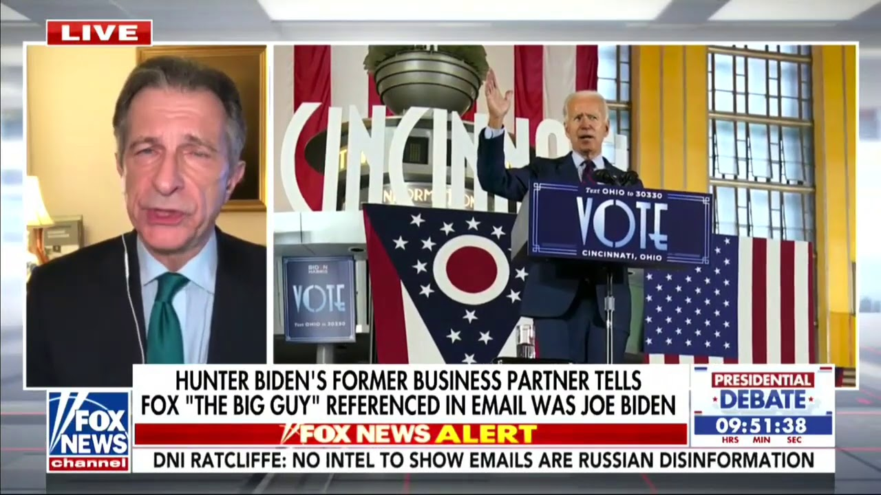 """Wall Street Journal On Hunter Biden: """"We Have A Story Here"""""""