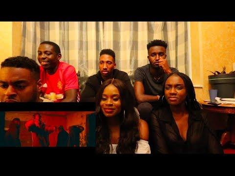 DJ Speedsta Ft. Yung Swiss, Tellaman, Shane Eagle & Frank Casino - Mayo (REACTION VIDEO)