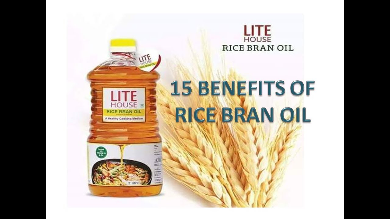 7 Differences Between Rice Bran Oil And Olive Oil