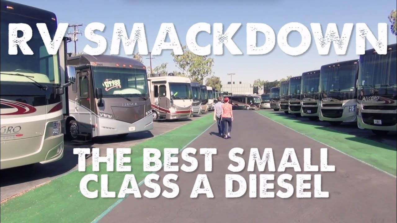 RV Smackdown - Best Small Class A Diesel Pusher Motorhome