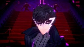 Persona 5 - Infiltrating Palaces and Dealing With Shadows Official Trailer