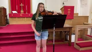 Slane   Violin 2