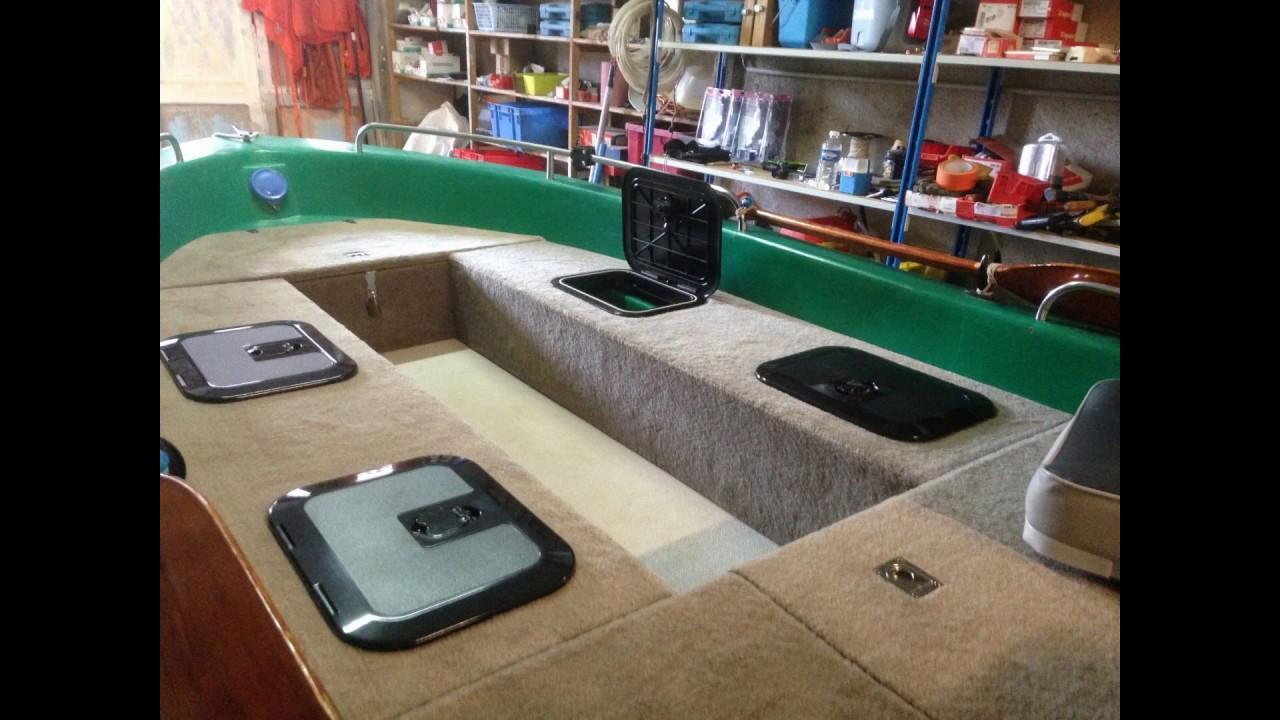 am nagement bateau speed matic jannot youtube. Black Bedroom Furniture Sets. Home Design Ideas